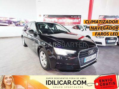 usado Audi A4 AVANT 2.0 TDI 5p