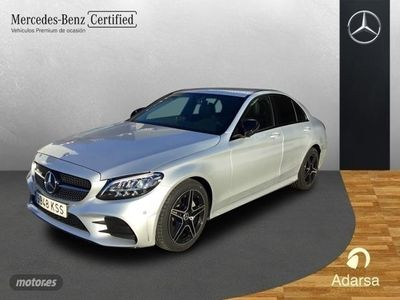 usado Mercedes 220 Clase C C9G-Tronic