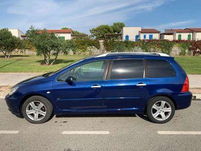 usado Peugeot 307 SW 1.6HDI Pack 110