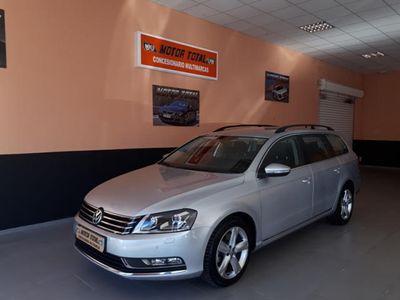 brugt VW Passat Variant 2.0TDI Exclusive BMT**IMPECABLE Y ALTO DE GAMA**