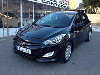 usado Hyundai i30 101CV 2013 58000 KMs