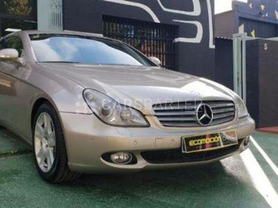 usado Mercedes CLS320 4p
