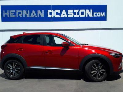 used Mazda CX-3 2.0 SKYACTIV GE 88kW Luxury 2WD