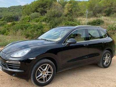 usado Porsche Cayenne Tiptronic