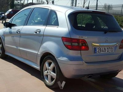 usado Mercedes B200 Clase BCDI -05