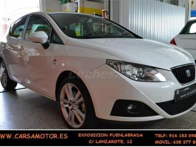 usado Seat Ibiza 1.9 Tdi 105cv 25 Aniversario Dpf 5p. -09