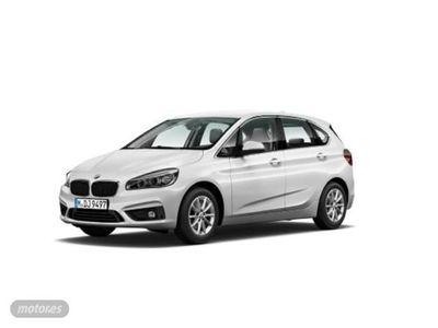 gebraucht BMW 218 Active Tourer Serie 2 d