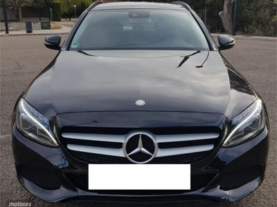 used Mercedes C220 Clase Cd Exclusive Estate