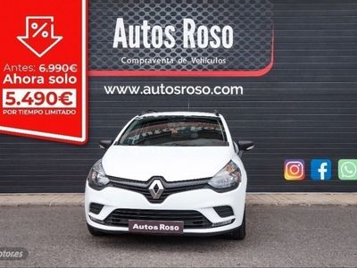 usado Renault Clio Sport Tourer Authentique 1.2 16v 75