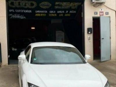 usado Audi TT Coupe 2.0 TDI 170cv quattro