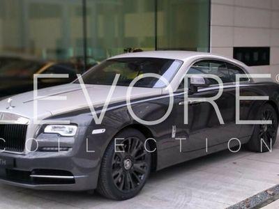 usado Rolls Royce Wraith 6.6 V12