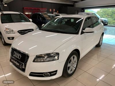usado Audi A3 Sportback 1.6TDI Ambiente 105