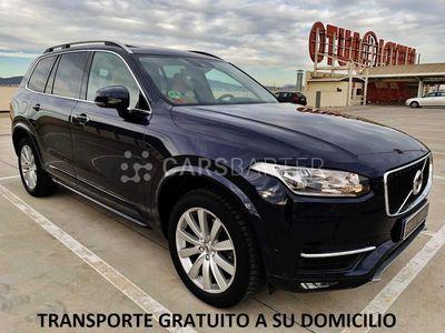 """usado Volvo XC90 D5 AWD """"MOMENTUM"""" con 7 PLAZAS, TECHO PANORAMICO, NAVEGADOR... 5p"""