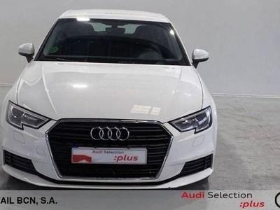 usado Audi A3 Sportback 2.0 TDI 110 kW (150 CV) Diésel Blanco matriculado el 06/2018