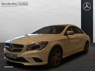 usado Mercedes CLA220 Clase CLACDI / d