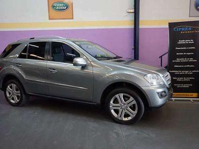 usado Mercedes ML350 M CDI 4M Aut.