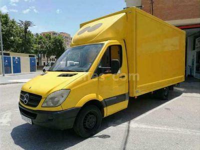 usado Mercedes Sprinter Chasis Cabina 311cdi Largo 109 cv en Malaga