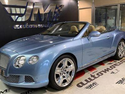 usado Bentley Continental W12 GT Convertible