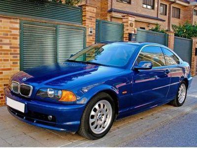 usado BMW 323 Serie 3 E46 Coupé