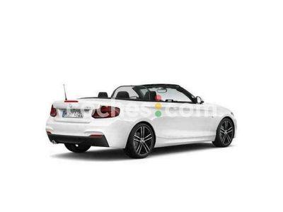 usado BMW 218 Serie 2 dA Cabrio