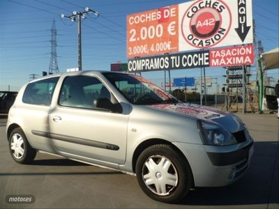usado Renault Clio Base Authentique 1.2