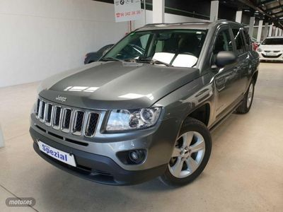used Jeep Compass 2.2CRD Limited 4x2 136cv