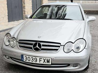 usado Mercedes CLK500 GLP. Keyless Go