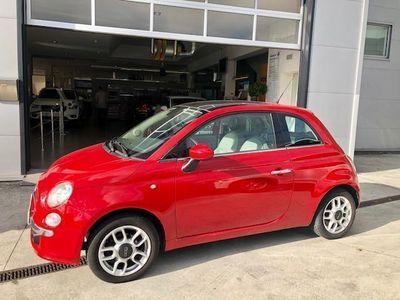 usado Fiat Cinquecento 1.3D MULTIJET LOUNGE 75 HP 75 3P