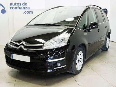 usado Citroën Grand C4 Picasso 1.6HDI SX CMP