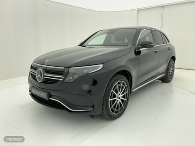 usado Mercedes EQC 400 4MATIC SUV[0-800]