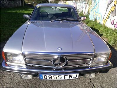 usado Mercedes 280 SLC 300automático
