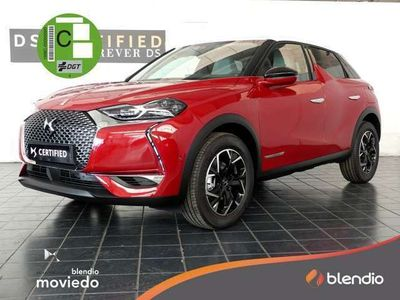 usado DS Automobiles DS3 Crossback 3 BlueHDi So Chic 100
