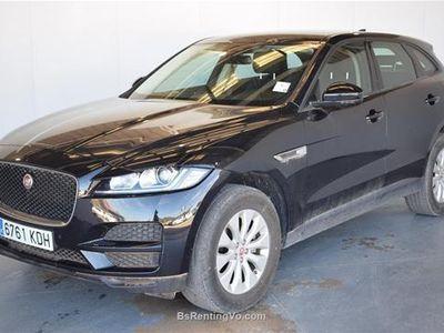 usado Jaguar F-Pace 2.0L i4D AWD Automático Pure