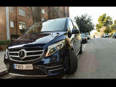 usado Mercedes V250 BT Largo Avantgarde 7G Tronic