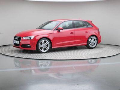usado Audi A3 Sportback 1.8 TFSI S line edition S-Tronic