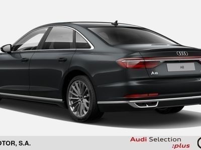 usado Audi A8 50 TDI Quattro Tiptronic 210 kW (286 CV) Diésel Gris matriculado el 03/2019