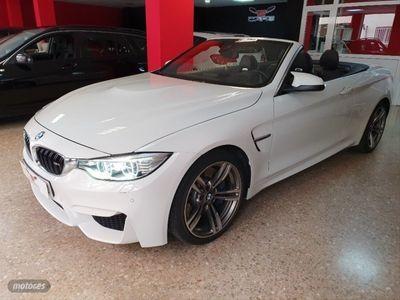 usado BMW M4 Cabriolet M4