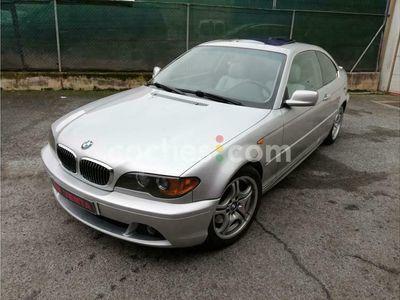 usado BMW 330 Serie 3 Cd 204 cv en Navarra
