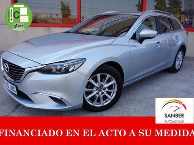 used Mazda 6 W. 2.2DE 150cv Style+ (Navi) 110kW