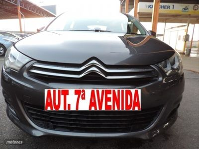 usado Citroën C4 C4BlueHDi 73KW 100CV Feel Edition
