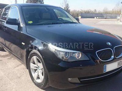 usado BMW 525 Serie 5 E60 Diesel Aut. 4p
