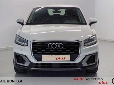 usado Audi Q2 sport 30 TFSI 85 kW (116 CV) Gasolina Blanco matriculado el 03/2019
