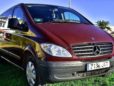 gebraucht Mercedes Vito 111CDI L Larga 116