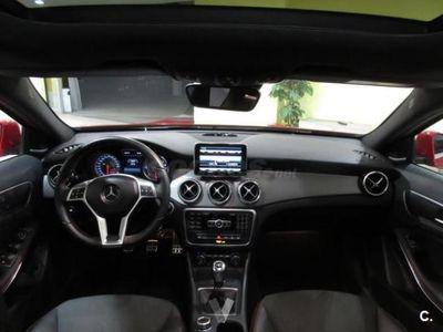 usado Mercedes GLA200 Clase GlaCdi Amg Line 5p. -15