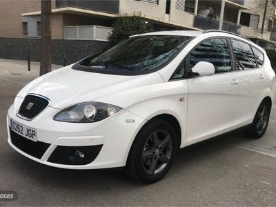 gebraucht Seat Altea XL 1.6TDI CR I-Tech Eco. Last Edition