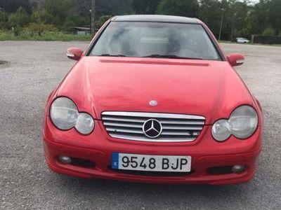 usado Mercedes C200 Sportcoupé K