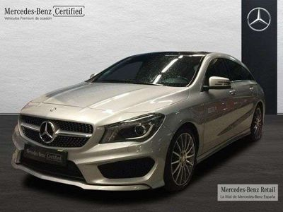 usado Mercedes CLA200 Shooting Brake CDI 7G-DCT