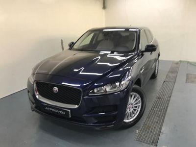 used Jaguar F-Pace 2.0i4D Prestige Aut. AWD 180