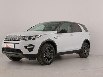 usado Land Rover Discovery Sport 2.0 TD4 150 CA pure 2
