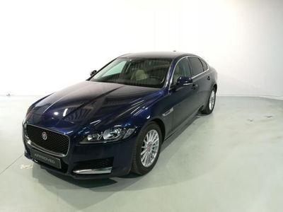 used Jaguar XF 2.0i4D Prestige Aut. 180